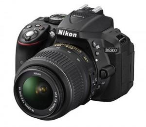 Nikon D5300 digital camera