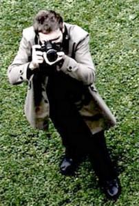 Nikon DF Camera Closer View