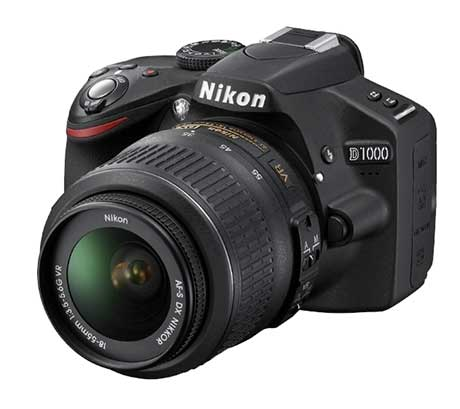 Nikon D1000 DX Mirrorless Digital Camera
